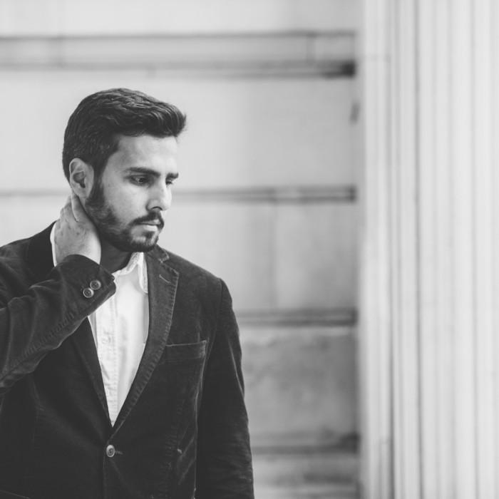Brazilian Conductor Portrait Session